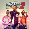 Hustle & Grind 2 mixtape cover art