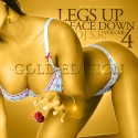 Legs Up Face Down 4 (Gold Edition) mixtape cover art