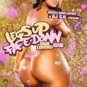 Leg's Up, Face Down mixtape cover art