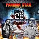Panama Stax - 28 Grams Of Panamonium mixtape cover art