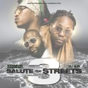 Salute The Streets 3 mixtape cover art