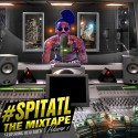 #SpitAtl The Mixtape mixtape cover art
