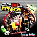 Itsago The Mixtape mixtape cover art