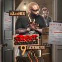 Street Demand 9 (Eviction Notice) mixtape cover art