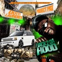 Project Pat - Back 2 Da Hood mixtape cover art