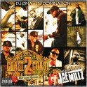 Coast 2 Coast, Vol. 2: East Coast Edition (Hosted by Jae Millz) mixtape cover art
