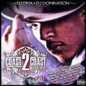 Coast 2 Coast, Vol. 2 (Dirty South Edition) mixtape cover art
