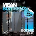 Boonie BLK - Mean Sixteenz (Rice Street Bluez) mixtape cover art