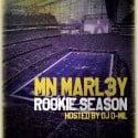 MN Marl3y - Rookie Season mixtape cover art