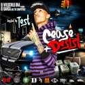 Cease & Desist mixtape cover art