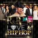 R&B Xperience Chapter 8 (Hosted By K. Michelle) mixtape cover art