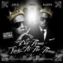 Street Rehab: Don't Throw Rocks At The Throne (Jay-Z & Kanye West Blends) mixtape cover art