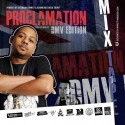 The Proclamation (DMV Edition) mixtape cover art