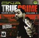 True Crime Harm City, Vol. 5 (Hosted by Skinny Suge) mixtape cover art