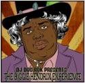 The Biggie Hendrix Experience mixtape cover art