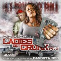 Ladies Get Crunk, Pt. 3 (Hosted By Gangsta Boo) mixtape cover art