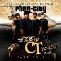 Phar City - The Talk Of CT 4 mixtape cover art