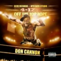 4ize - Off The Top Rope mixtape cover art