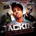HK - Lights, Camera, Jackin' mixtape cover art