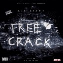 Lil Bibby - Free Crack mixtape cover art