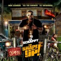 Lil Scrappy - The Shape Up! mixtape cover art
