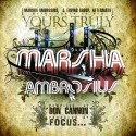 Marsha Ambrosius - Yours Truly mixtape cover art
