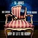 SL Jones - Way Of Life No Hobby mixtape cover art