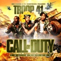 Troop 41 - Call Of Duty mixtape cover art