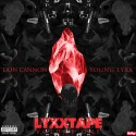 Young Lyxx - LYXXTAPE mixtape cover art