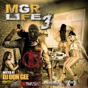 #MGRLIFE 3 mixtape cover art