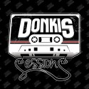 Donkis Sessions mixtape cover art