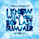 I Know What You Did Last Summer mixtape cover art