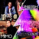 Life In Color Unleash Bootleg Pack mixtape cover art