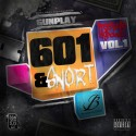 Gunplay - 601 & Snort mixtape cover art
