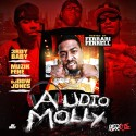 Audio Molly mixtape cover art