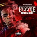 Bizzle - Finesse God mixtape cover art