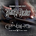 Black Da Dealer - Cut From A Different Cloth mixtape cover art