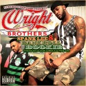 Bookie & Spank Lee - #WrightBrothers mixtape cover art
