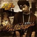 B Raw - Da Undeniable Musician mixtape cover art