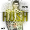 Brian Beata - H.U.S.H. (Hustle Until Something Happens) mixtape cover art