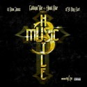 Calliope Var Presents: Hoodstar Hustle Music 3 mixtape cover art