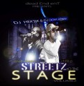 Chris P & Sheffie Brasco - Streets To The Stage 2 mixtape cover art