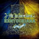 Darryl J & J Mon The Don - Kentuckiana mixtape cover art