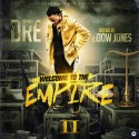 Dre - Welcome To The Empire 2  mixtape cover art