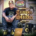 E Side Shawty - Trappin Out Da Studio mixtape cover art