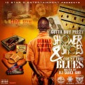 GuttaBoy Peezy - ShowerShoes & CountTime Blues mixtape cover art