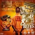 GuttaBoy Peezy - ShowerShoes & CountTime Blues mixtape cover art