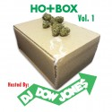 Hot Box mixtape cover art