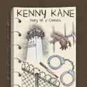 Kenny Kane - Diary Of A Convict mixtape cover art