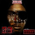 Lil Mike - Microphone Jordan mixtape cover art